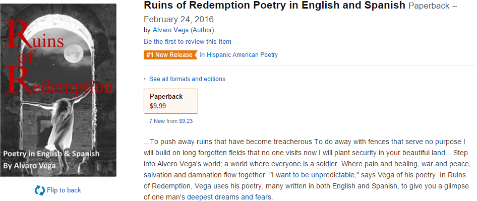Ruins of Redemption Amazon