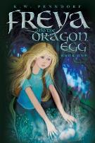 freya and the dragon egg book cover