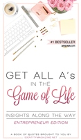 get all a's in the game of life book cover