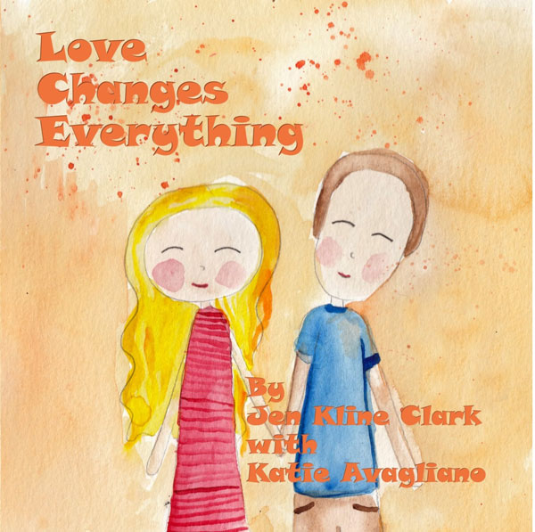 love changes everything book cover